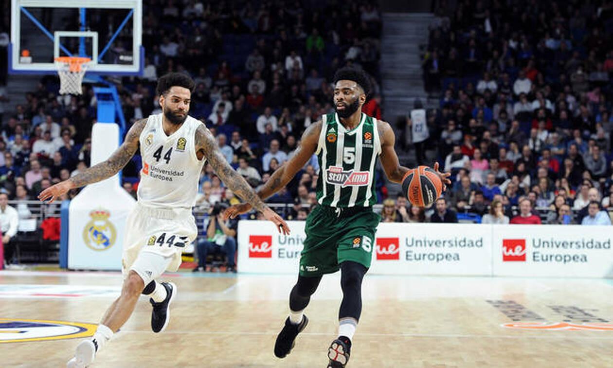 EuroLeague: «Ρεάλ και Παναθηναϊκός έχουν πρόσφατο παρελθόν» (photo)
