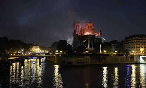 Παναγία των Παρισίων: Σώθηκε από ολική καταστροφή - Ανυπολόγιστες οι ζημιές από την πυρκαγιά
