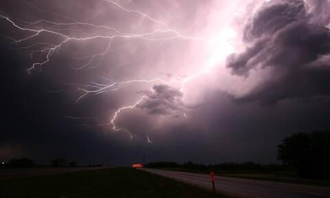 Έκτακτο δελτίο ΕΜΥ: Προσοχή! Τα ισχυρά φαινόμενα θα συνεχιστούν σε αρκετές περιοχές