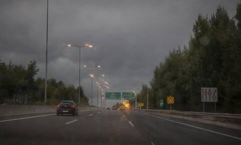 Καιρός τώρα: Έντονα καιρικά φαινόμενα και την Τρίτη με καταιγίδες και χαλάζι (pics)