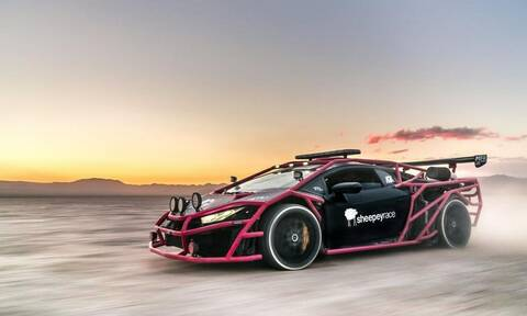 Υπάρχει Lamborghini Huracan για ράλι;