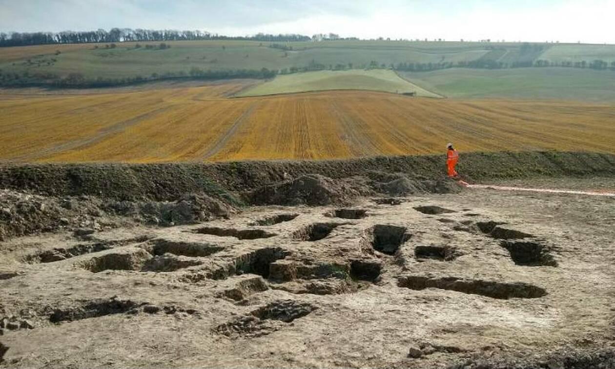 Ανθρωποθυσίες στη Βρετανία; Εντοπίστηκαν 26 σκελετοί