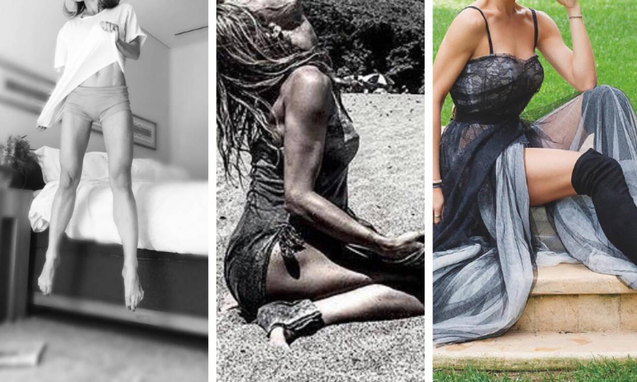 Σε Ελληνίδα παρουσιάστρια ανήκει αυτό το κορμί (pics)