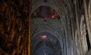 Greece will contribute to the effort for Notre-Dame's restoration, Culture Min Zorba says