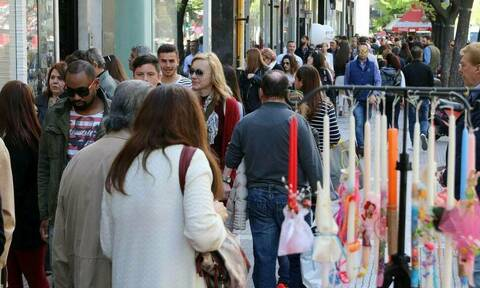 Extended shopping hours in Athens for the period before Easter