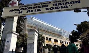 Στο νοσοκομείο «Αγία Σοφία» παραμένουν 40 εγκαταλελειμμένα παιδιά