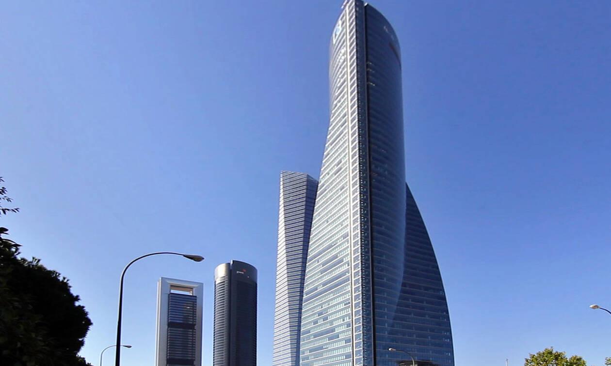 Μαδρίτη: Φάρσα το τηλεφώνημα για βόμβα στον ουρανοξύστη