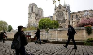 Παναγία των Παρισίων: Οι εργασίες αποκατάστασης μπορεί να διαρκέσουν ακόμα και δεκαετίες