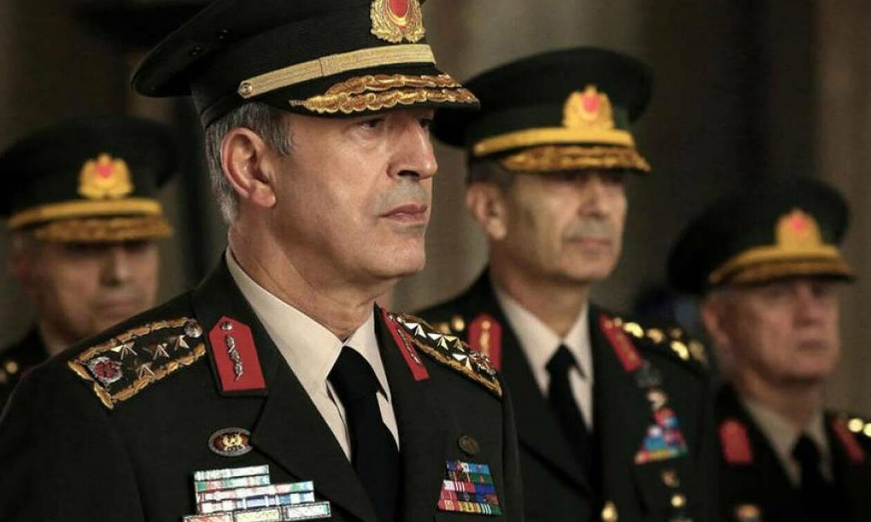 Το χαβά του ο Ακάρ: Σχεδιάζει πού θα εγκατασταθούν τα F-35 και οι S-400 στην Τουρκία