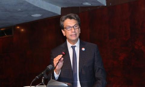 Ευρωεκλογές 2019 - Αγγελόπουλος: «Θέλουμε μία Ευρωπαϊκή Ένωση χωρίς αγκυλώσεις»