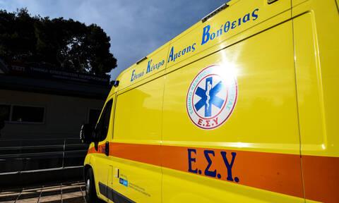 Θανατηφόρο τροχαίο στην Εγνατία: Φορτηγό συγκρούστηκε με νταλίκα