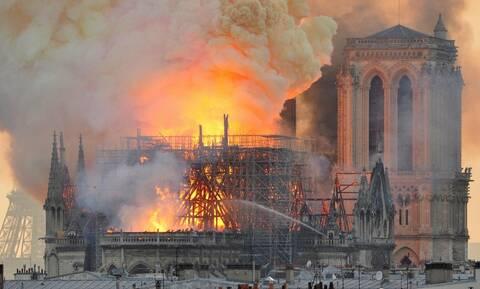 Παναγία των Παρισίων: Οι θεωρίες συνωμοσίας και τα σενάρια για την καταστροφή του Ναού
