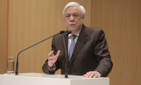 Προκόπης Παυλόπουλος: Κορυφαία στάση αντίστασης απέναντι στη φθορά η ανάγνωση