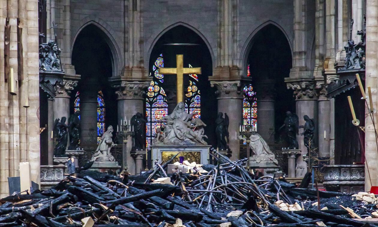Παναγία των Παρισίων: Ποιοι θησαυροί χάθηκαν και ποιοι σώθηκαν