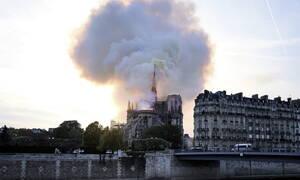 Παναγία των Παρισίων: To Ισλαμικό κράτος πανηγυρίζει για την καταστροφή του Ναού (pic)