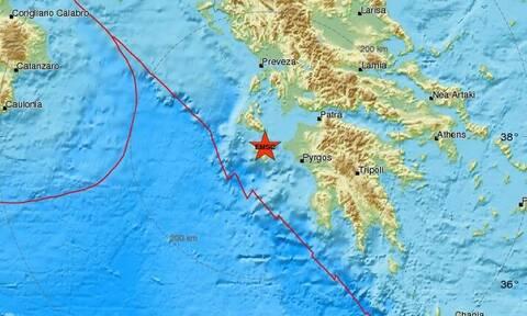 Σεισμός: Νέα σεισμική δόνηση στη Ζάκυνθο (pics)