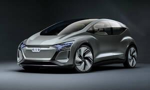 To Audi AI:ME είναι το ηλεκτρικό και αυτόνομο 4ου επιπέδου A2 του μέλλοντος;