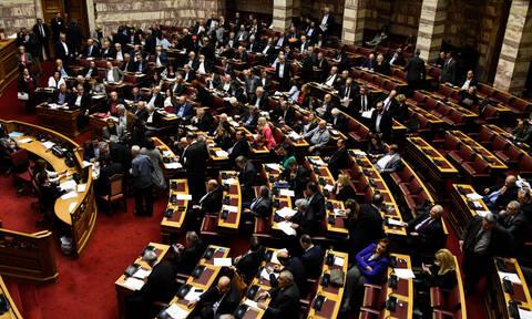 Βουλή: Στην Ολομέλεια σήμερα (17/04) οι γερμανικές αποζημιώσεις