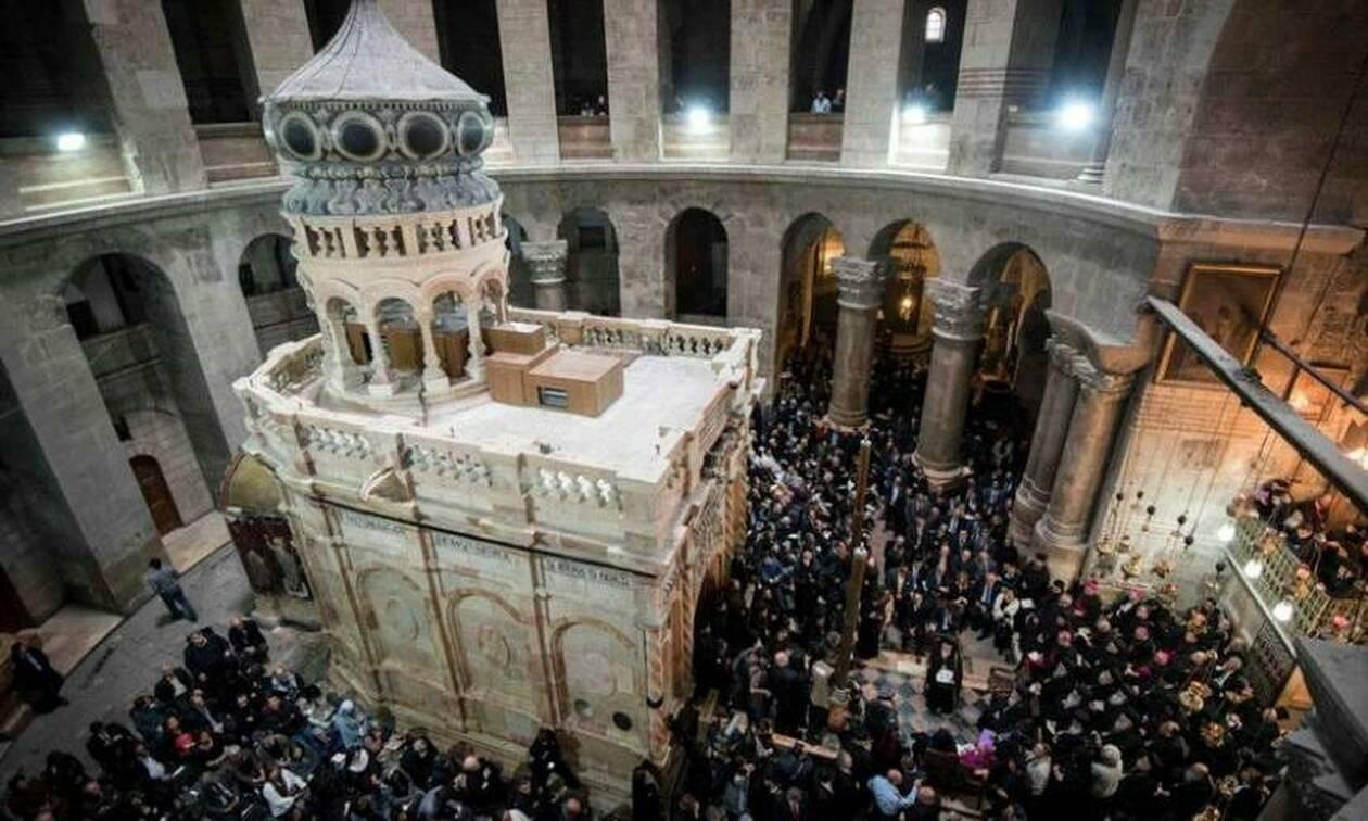 «Ναι, αυτό είναι θαύμα» : Συνταρακτικό περιστατικό στον Πανάγιο Τάφο!