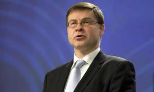 Ντομπρόβσκις: Η ΕΕ είναι ανοιχτή στη συζήτηση για το αφορολόγητο
