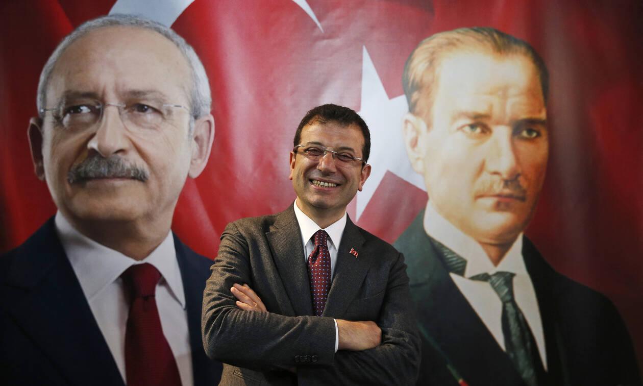 «Χαστούκι» για Ερντογάν: Έχασε οριστικά την Κωνσταντινούπολη – Δήμαρχος ο Ιμάμογλου