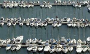 Βυθίστηκε σκάφος στη Μαρίνα Αλίμου