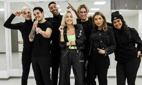 Eurovision 2019: H Τάμτα στη Σουηδία - Συνάντηση με τη χορογράφο του «Replay»