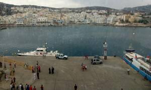 Συναργερμός στην Κάρπαθο: Προσέκρουσε πλοίο στο λιμανι
