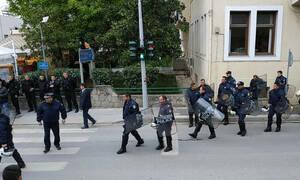 Ευρωεκλογές 2019: Αποδοκιμάστηκαν υποψήφιοι του ΣΥΡΙΖΑ, Αρβανίτης και Νικολαΐδης στην Κοζάνη