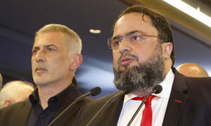 Εκλογές 2019: Το ψηφοδέλτιό του παρουσίασε ο Γιάννης Μώραλης - Υποψήφιος ο Βαγγέλης Μαρινάκης