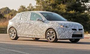 Το επόμενο Opel Corsa θα είναι 10% πιο ελαφρύ και θα ζυγίζει κάτω από 1.000 κιλά