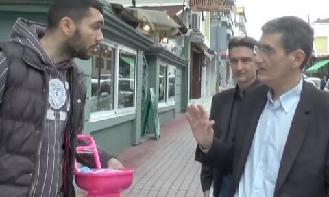 «Τα άκουσαν» οι υποψήφιοι του ΣΥΡΙΖΑ - Οργή Μακεδόνων κατά Γιαννούλη, Αρβανίτη, Νικολαϊδη