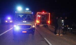 Φρικτό τροχαίο στη Μεσογείων - Νεκρή μία γυναίκα