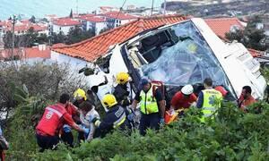 Madeira crash: At least 29 killed on tourist bus near Caniço