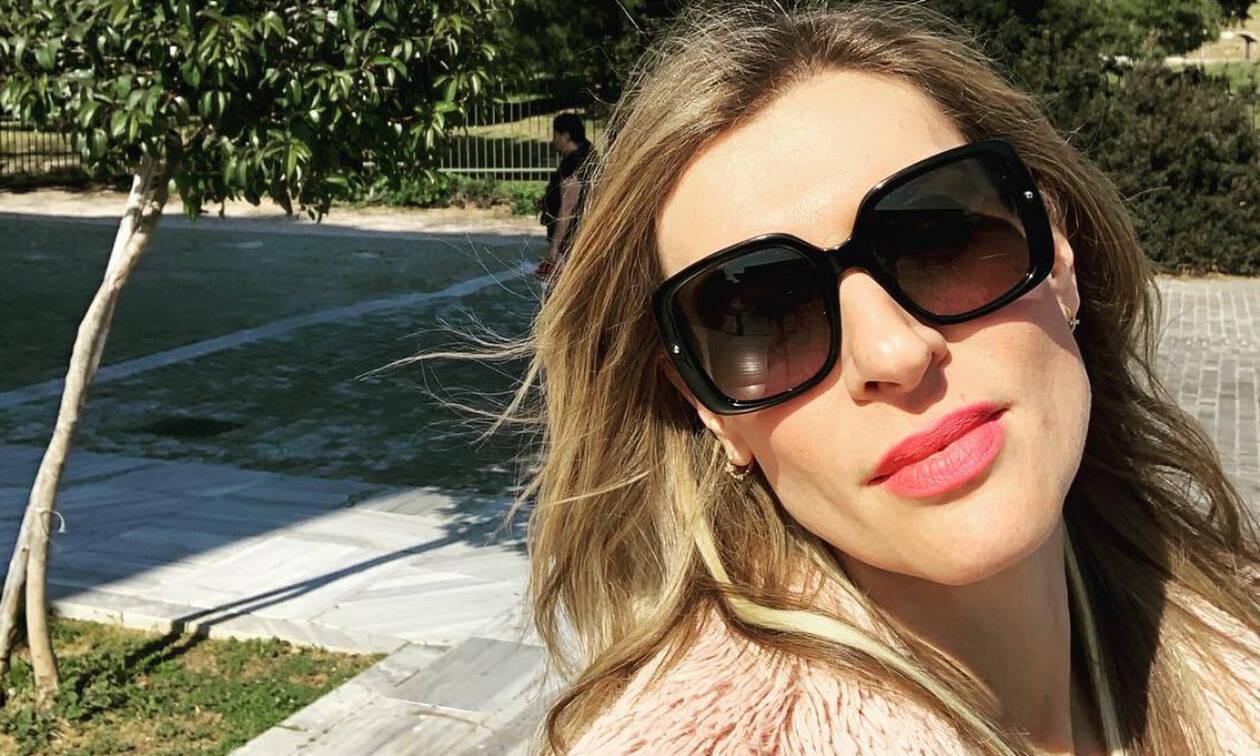 Ζέτα Δούκα: Δημοσίευσε την πιο όμορφη φωτογραφία με την κόρη της (pics)