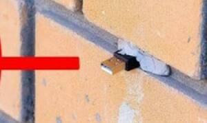 Προσοχή: Όταν δείτε αυτό στον τοίχο πάνε να σας κλέψουν!