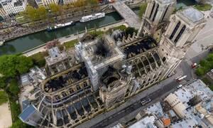 Παναγία των Παρισίων: Σχέδιο να χτιστεί ξύλινος ναός στο προαύλιο