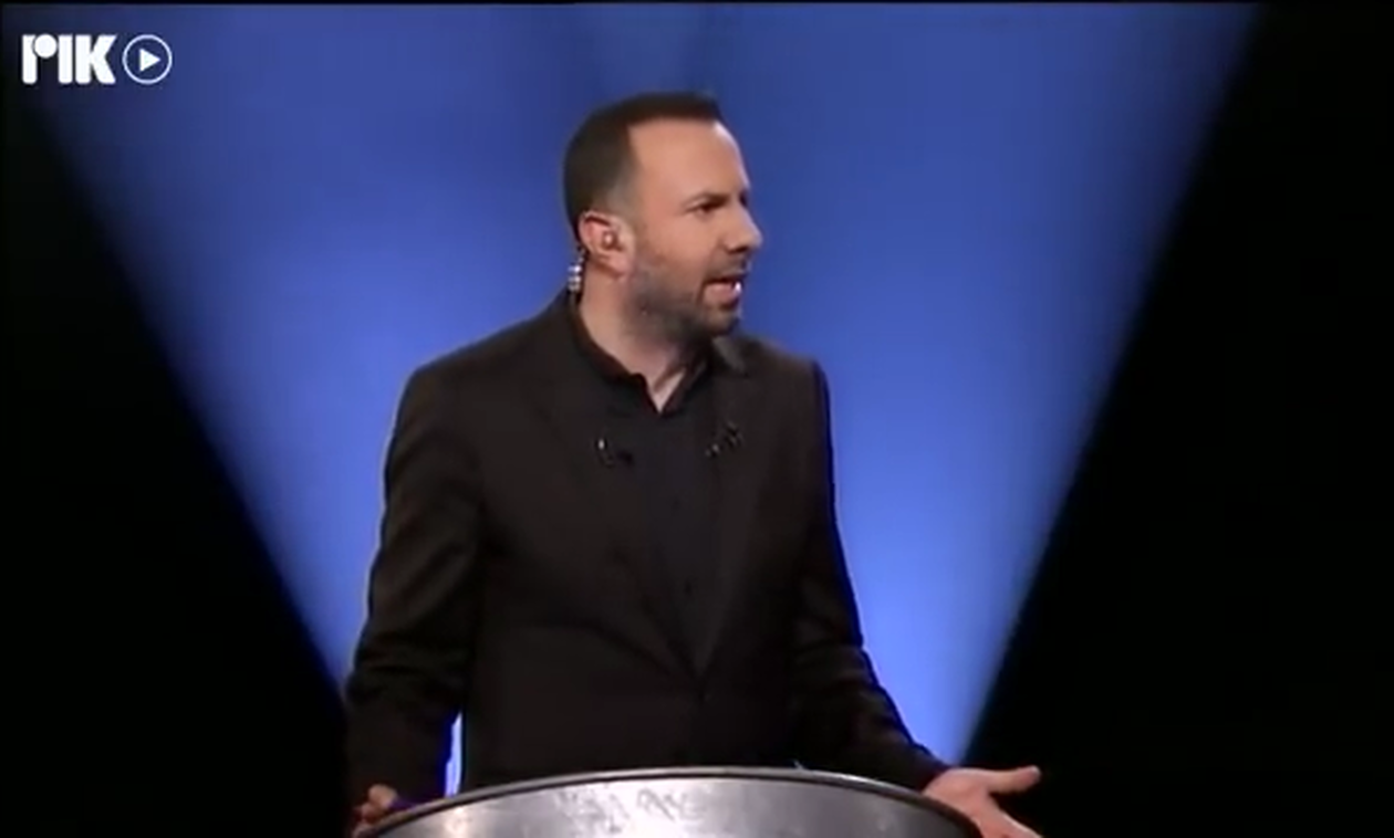 Έξαλλος ο παρουσιαστής του «Αδύναμου Κρίκου» με παίκτη: «Τι στον %#$@#ο;» (video)