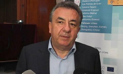 Περιφερειακές εκλογές 2019: Αυτοί είναι οι υποψήφιοι με τον Σταύρο Αρναουτάκη