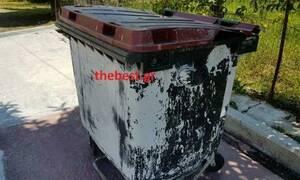 Φρίκη στο Αίγιο:Ανατριχιαστικές περιγραφές για το νεκρό βρέφος σε κάδο απορριμμάτων