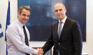 Εκλογές 2019: Υποψήφιος βουλευτής της ΝΔ στην Α' Πειραιά ο Χριστόφορος- Εμμανουήλ Μπουτσικάκης