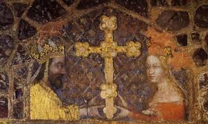 Το σπάνιο διαμάντι των Παλαιολόγων και το καρφί της Σταύρωσης του Χριστού