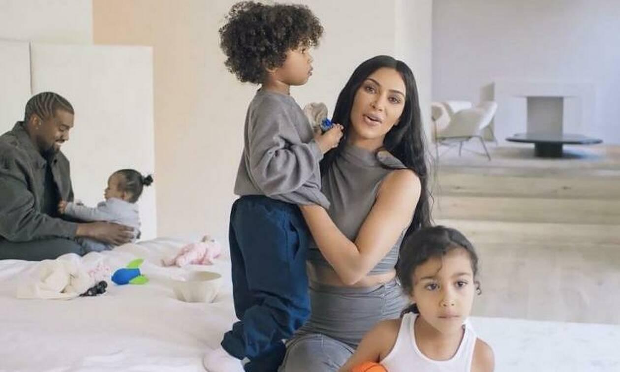 Kim Kardashian: Αποκάλυψε πότε περιμένει το 4ο παιδί της και το φύλο του