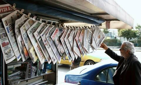 ΕΙΗΕΑ: Ικανοποίηση για την κατάθεση της τροπολογίας - Ανοίγει ο δρόμος για ενίσχυση των εφημερίδων
