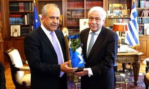 Ως επίτιμος δημότης Αμμοχώστου θα τιμηθεί  ο Προκόπης Παυλόπουλος