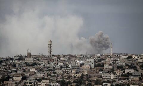 Συρία: 10 άμαχοι σκοτώθηκαν σε βομβαρδισμό με ρουκέτες στην Ιντλίμπ