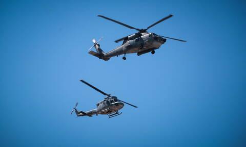 Θρασύδειλοι οι Τούρκοι: Αρνούνται ότι παρενόχλησαν το ελικόπτερο του Α/ΓΕΣ – Η απάντηση Αποστολάκη