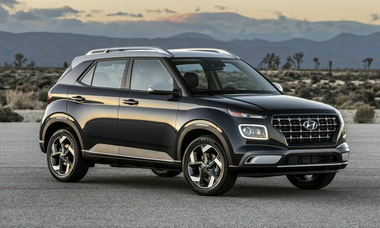 Venue: Αυτό είναι το νέο πιο μικρό και προσιτό SUV της Hyundai