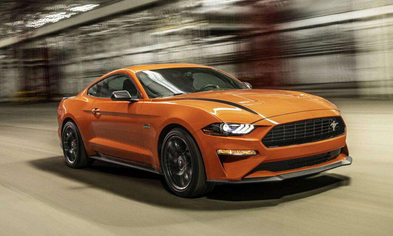 Η Mustang με τον κινητήρα του Ford Focus RS - 335 ίππους και 0-100 κάτω από 5,0 δεύτερα