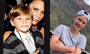 Πότε ήταν η τελευταία φορά που είδατε τον Romeo Beckham; Δείτε τον σήμερα - Θα πάθετε πλάκα (pics)
